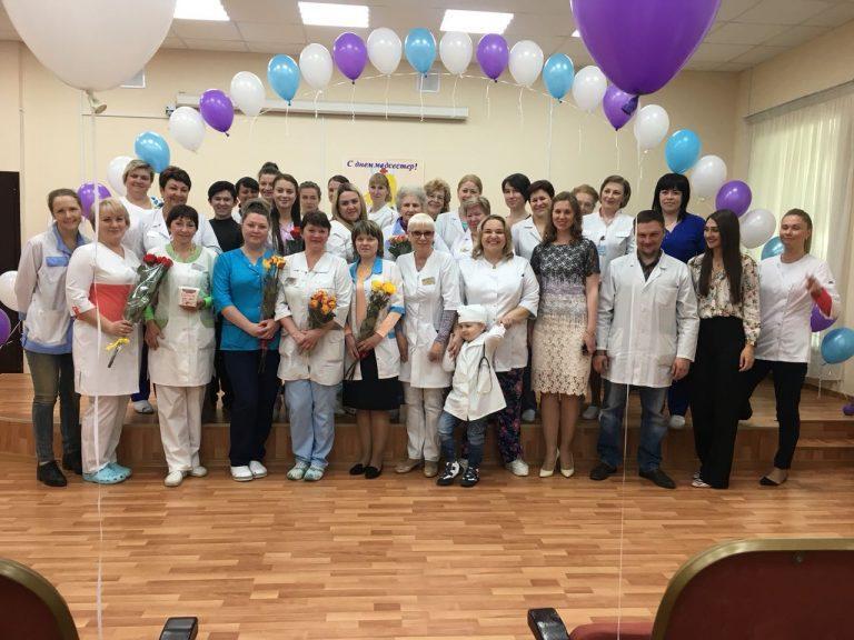 12 мая — Международный день медицинской сестры