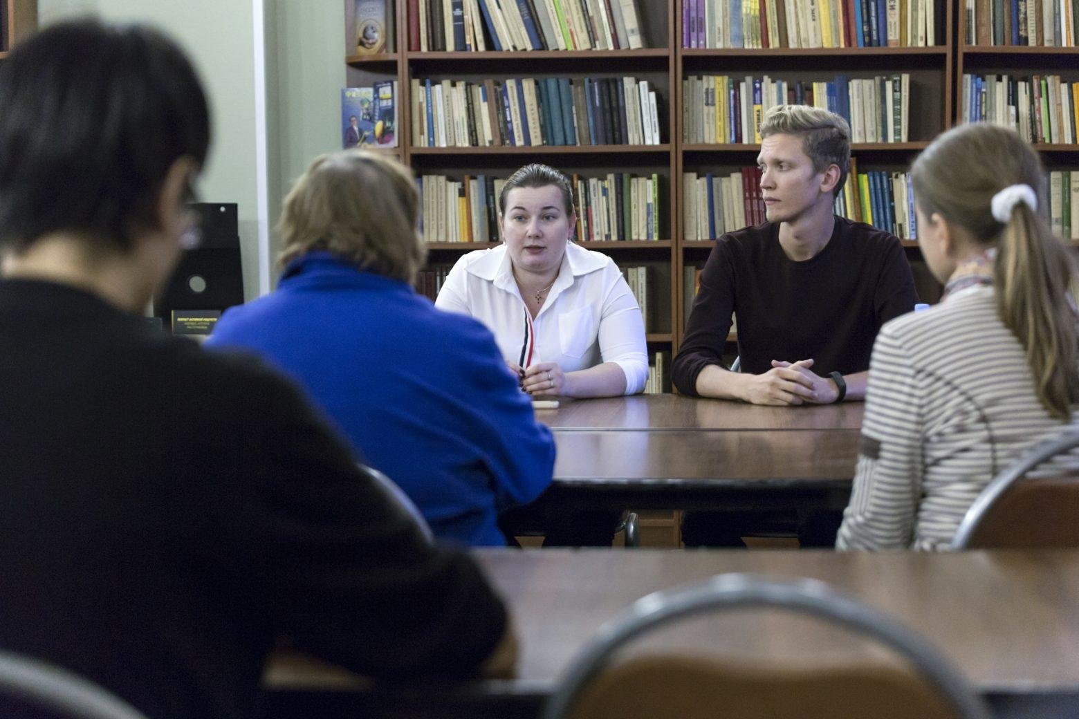 Лекция в Гольяново «Депрессивные расстройства»