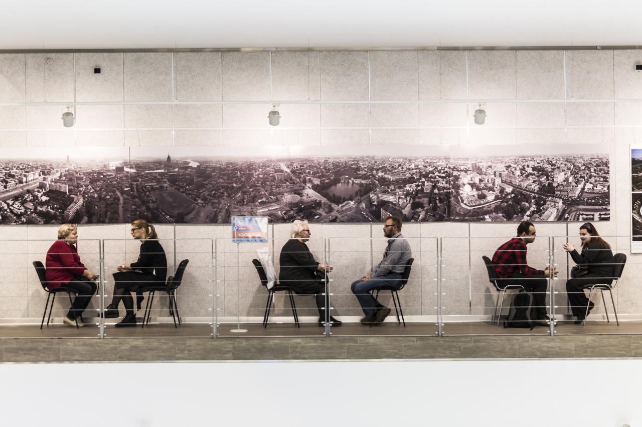 Проект «Сказать не могу молчать» для жителей города