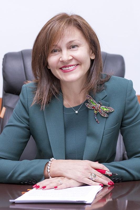 Бурыгина Лариса Андреевна
