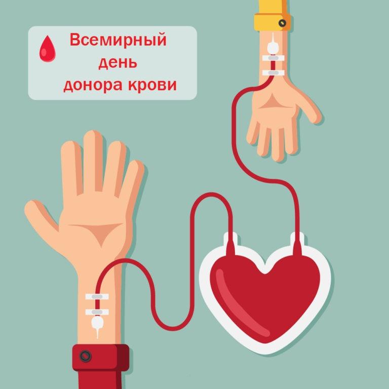 20 апреля – День донора
