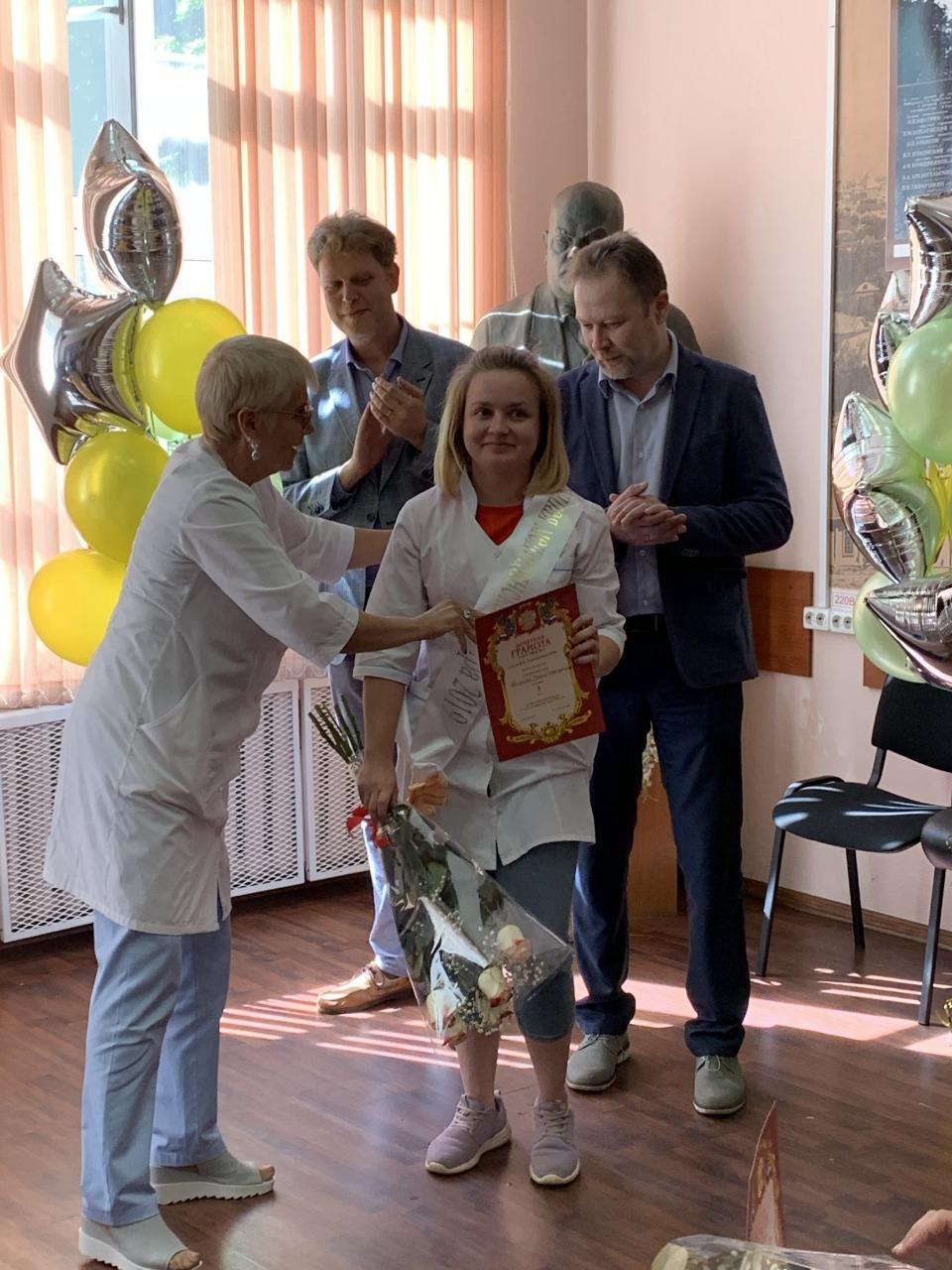 Конкурс медсестёр в ПКБ №4 им. П.Б. Ганнушкина
