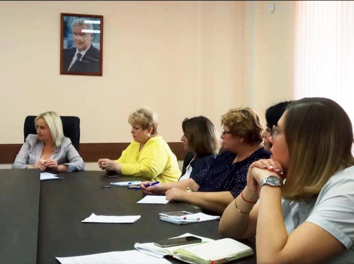 Специалисты ПКБ №4 им. П.Б. Ганнушкина приняли участие в работе Круглого стола по вопросам содействия в трудоустройстве.