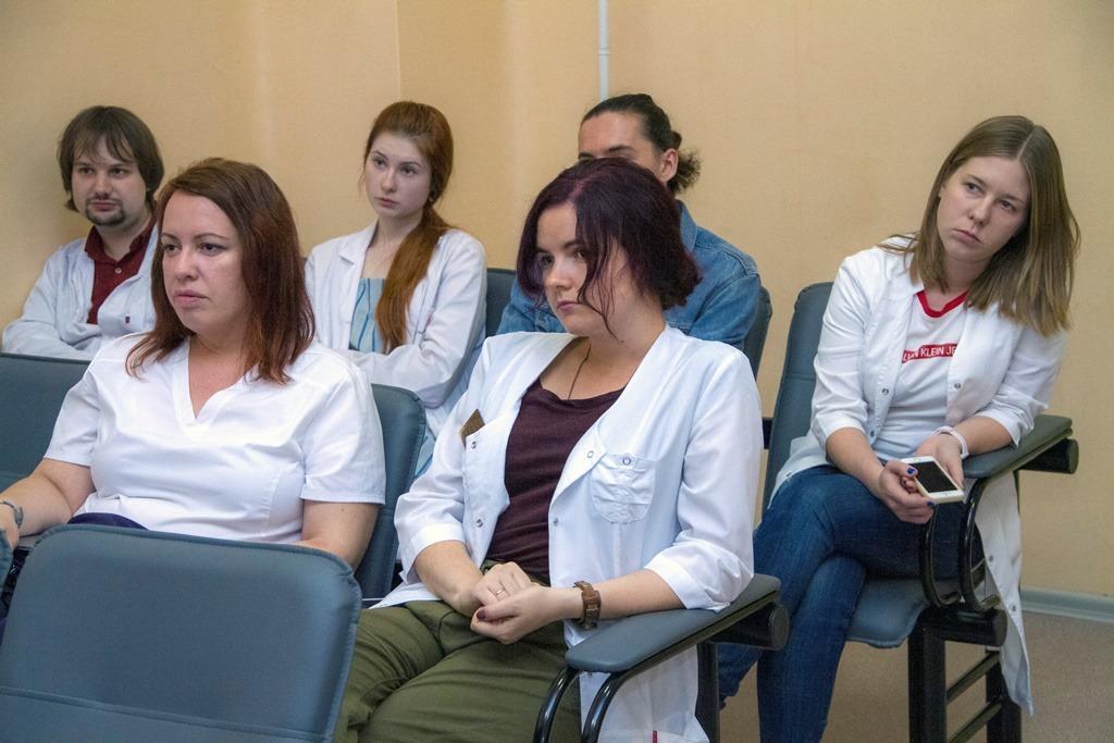 «Гештальт – это «здесь» и «сейчас». Лекция о методах гештальт-терапии в больнице им. П.Б. Ганнушкина