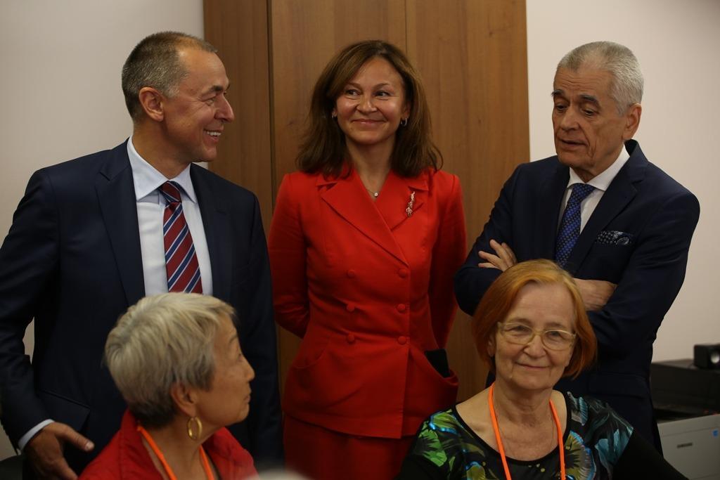 В Москве открылась пятая клиника памяти для пожилых людей