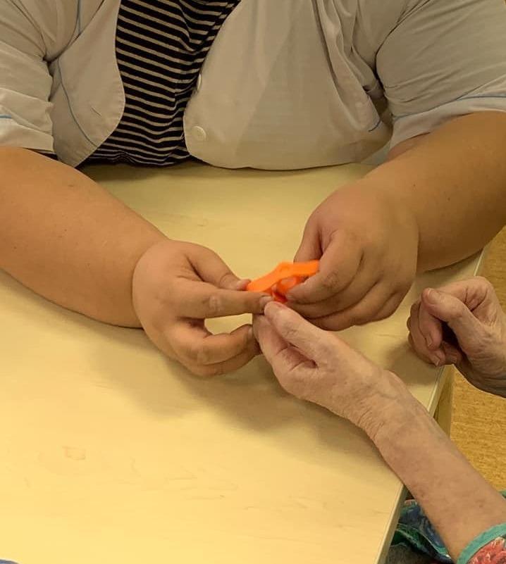 1 октября – Международный день пожилого человека.