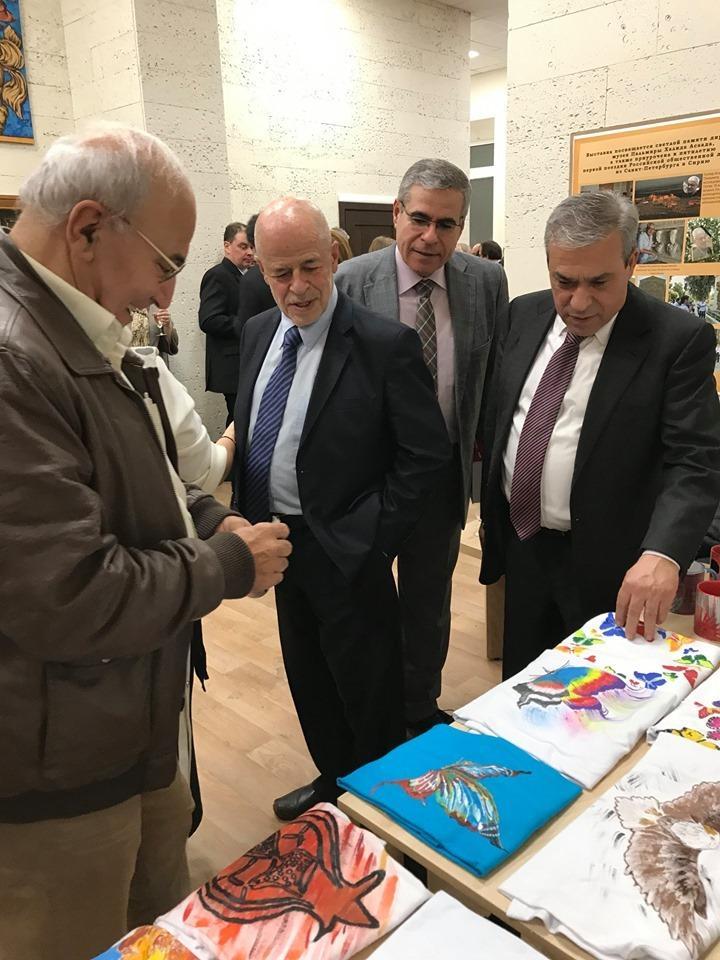 Пациенты больницы Ганнушкина приняли участие в открытии выставки в Институте востоковедения РАН