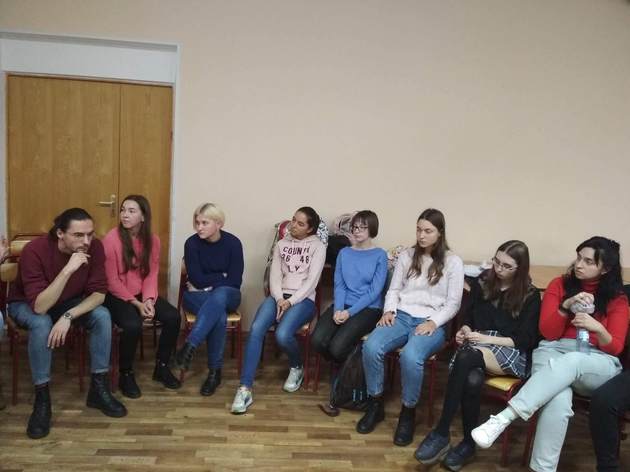 Психологи больницы им. Ганнушкина проводят лекции для студентов МГППУ