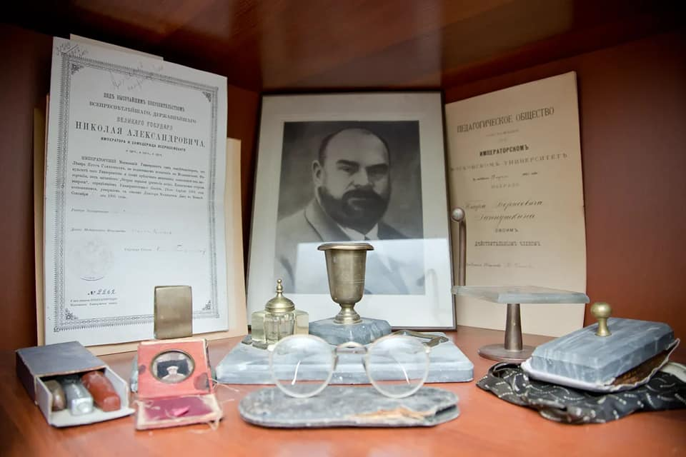 145 лет со дня рождения П.Б. Ганнушкина
