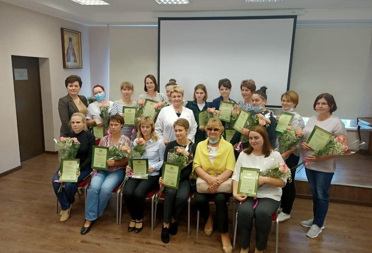 Медсестры ПКБ №4 им. Ганнушкина приняли участие в конкурсе профессионального мастерства
