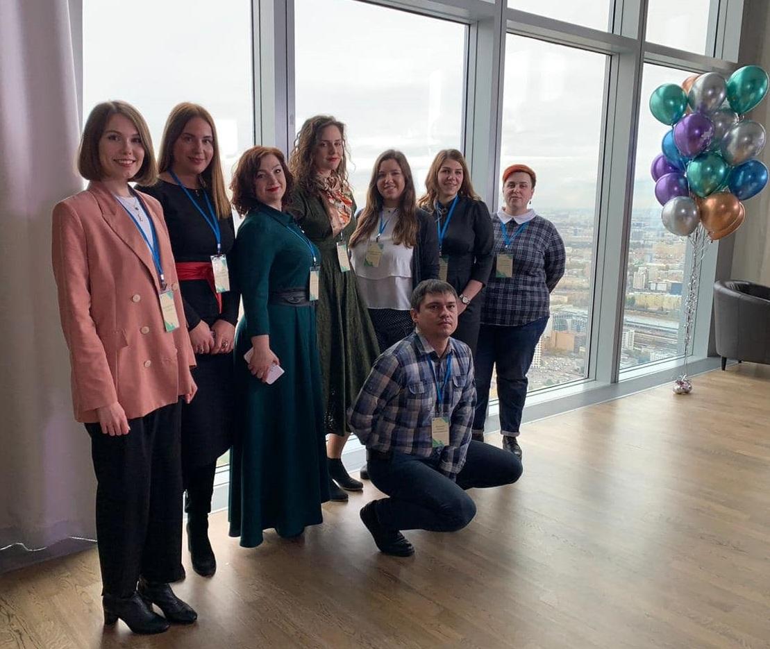 Победители конкурса за звание лучшего психолога Москвы