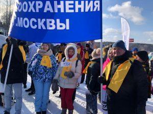Команда футболистов больницы им. Ганнушкина  полным составом вошла  в сборную Профсоюза Здравоохранения Москвы. 