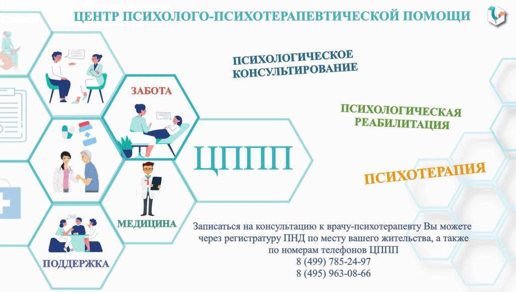 Центр психолого-психотерапевтической помощи