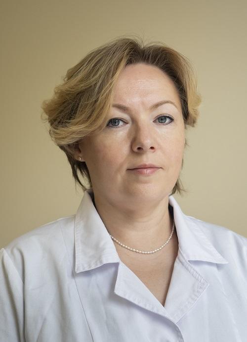 Юлия Борисовна Тихонравова