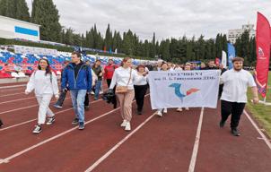 Спортсмены ПКБ № 4 им П.Б. Ганнушкина в финале!